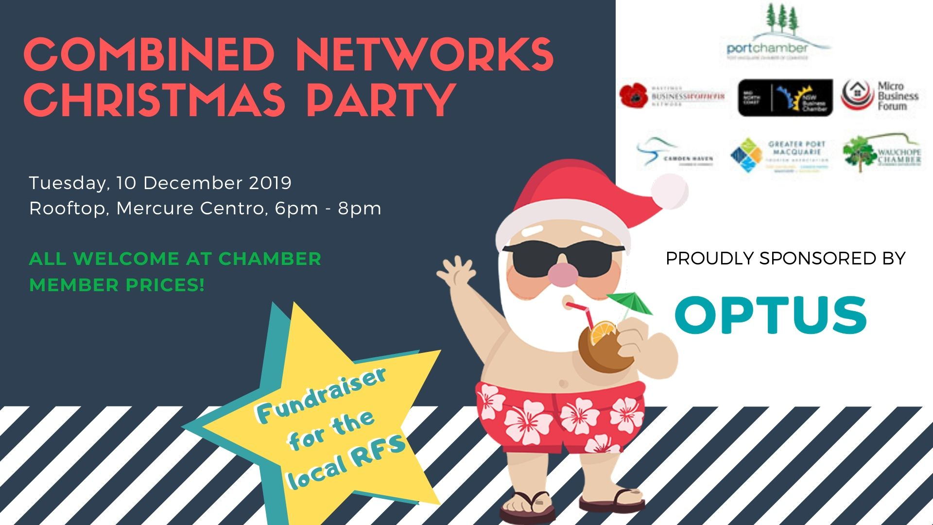 Combined Business Networks Christmas Party