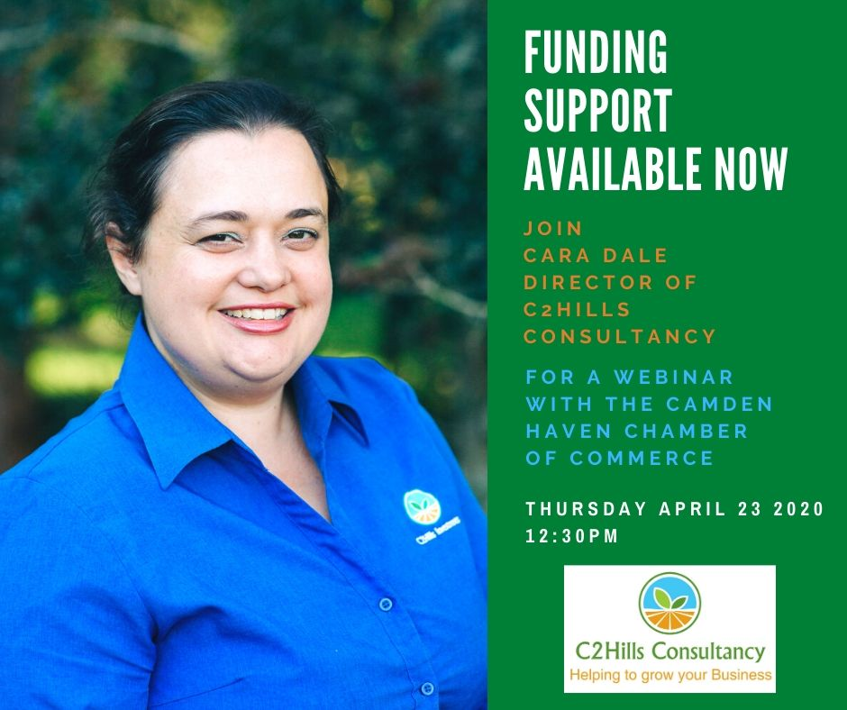 Free Webinar - Current funding available for businesses