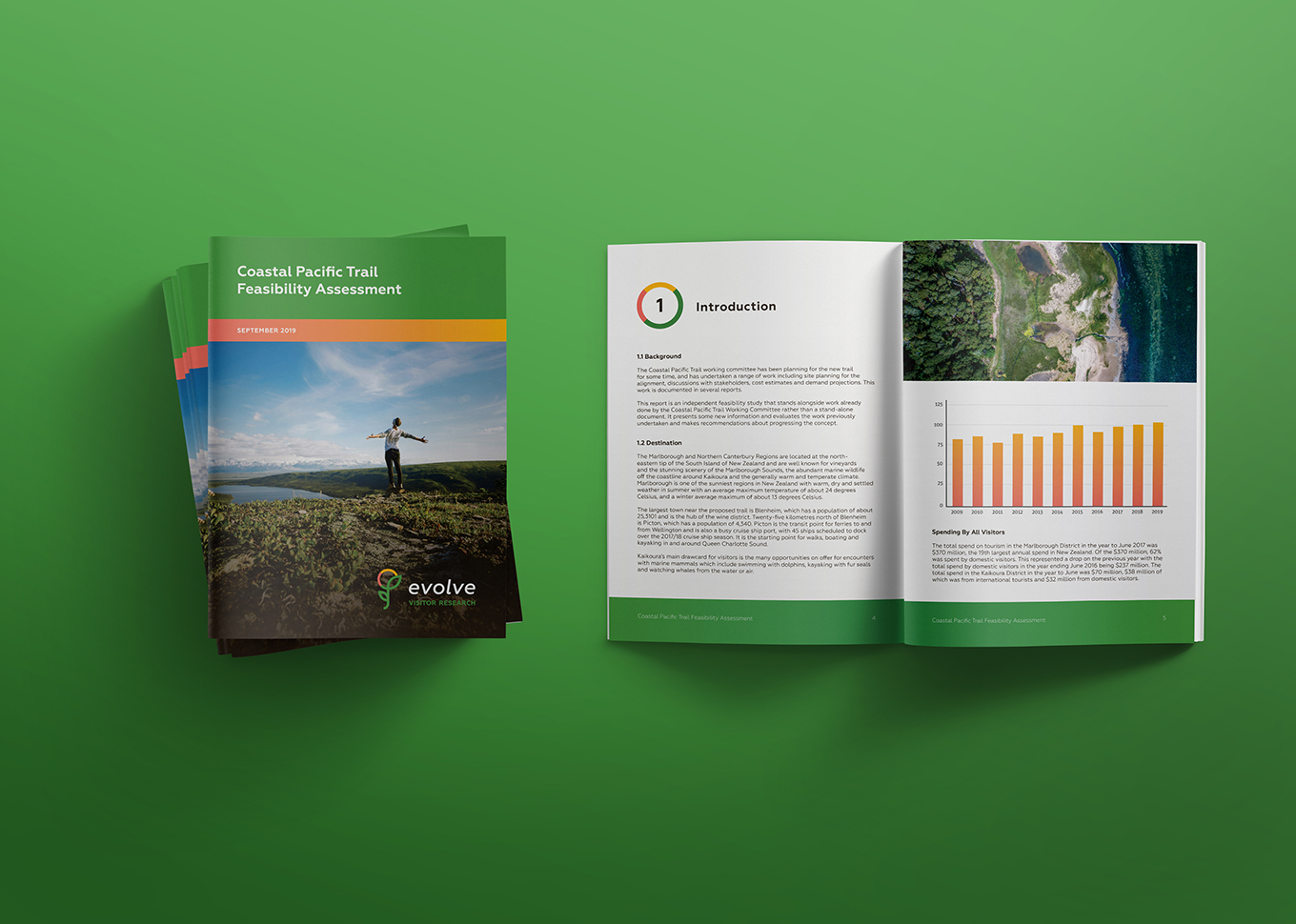 Evolve | Publication Design